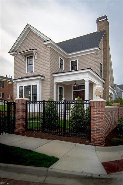 Virginia Beach Residential New Listing: 200 Glen Miller St