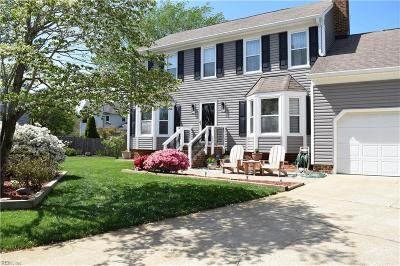 Virginia Beach Residential New Listing: 2129 Rosewell Drive Dr