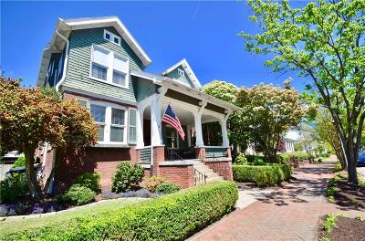 Portsmouth Residential For Sale: 520 North St