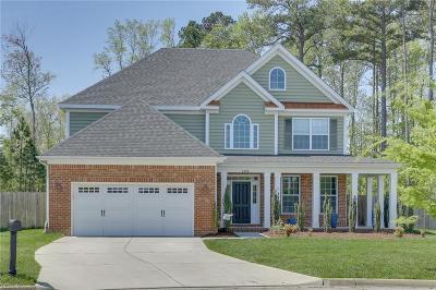 Virginia Beach Residential New Listing: 2480 Brush Creek Ln