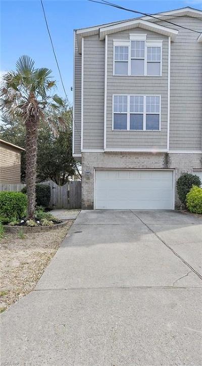 Virginia Beach Residential New Listing: 3757 Surry Rd