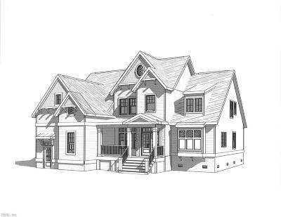 Virginia Beach Residential New Listing: 2709 Ashbys Bridge Ct