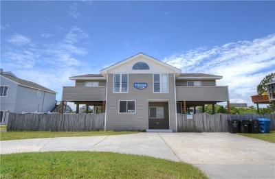 Virginia Beach Residential New Listing: 2837 Sandpiper Rd