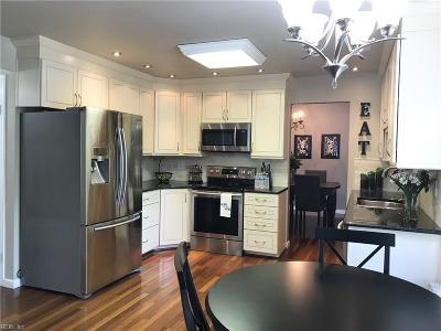 Virginia Beach Residential New Listing: 3781 South Blvd