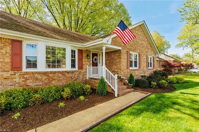 Virginia Beach Residential New Listing: 617 Mossycup Dr