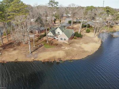 Virginia Beach Residential New Listing: 1400 Poplar Point Ct