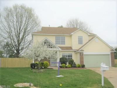 Virginia Beach Residential New Listing: 1101 Gaymont Ct