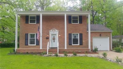 Newport News Residential New Listing: 1 Laydon Cir
