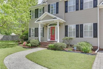 Chesapeake Residential For Sale: 447 Chandler Dr