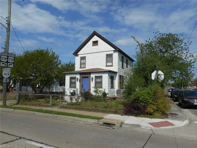 Hampton Residential New Listing: 213 N Mallory St