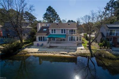 Virginia Beach Residential New Listing: 1209 Egret Pt