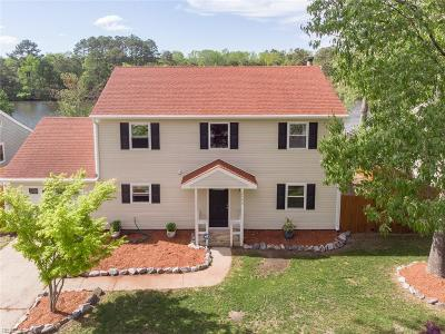 Virginia Beach Residential New Listing: 2464 Mirror Lake Dr