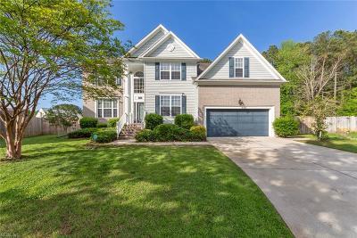 Virginia Beach Residential New Listing: 3504 Brannon Dr