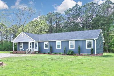 Chesapeake Residential New Listing: 2816 Lake Drummond Cswy