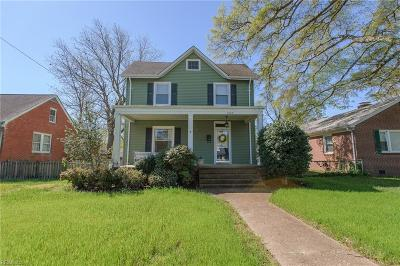 Hampton Residential New Listing: 3604 Hollyberry St