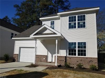 Chesapeake Residential New Listing: 235 Westonia Rd