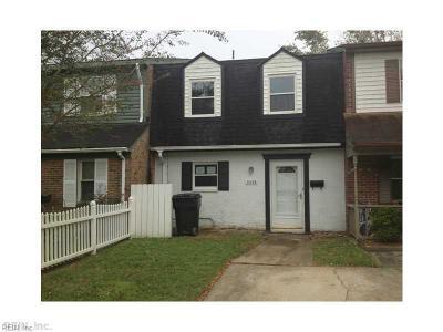 Virginia Beach Residential New Listing: 3395 Lakecrest Rd