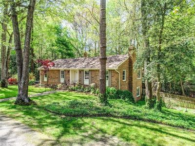 Suffolk Residential For Sale: 1505 Arbor Arch W
