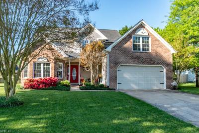 Chesapeake Residential New Listing: 1200 Treeland Ter
