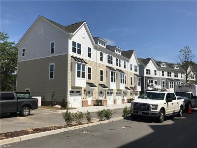Norfolk Residential Under Contract: 442 Westport St