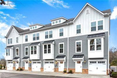 Norfolk Residential Under Contract: 444 Westport St