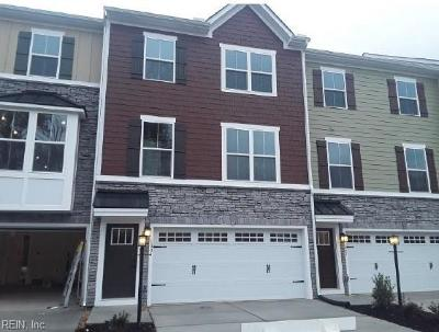 Chesapeake Residential Under Contract: 1004 Port Side Way