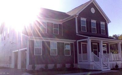 Chesapeake Residential Under Contract: 745 Big Bear Ln