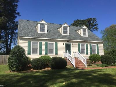 Suffolk Residential New Listing: 1237 River Rd