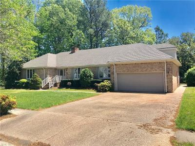 Norfolk Residential New Listing: 2533 Wingfield Rd