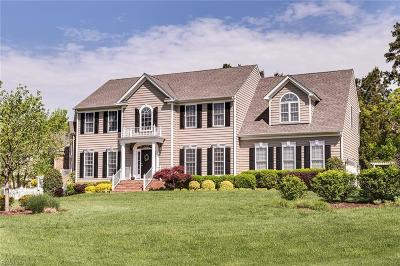 Stonehouse, Stonehouse Glen Residential Under Contract: 9304 Stafford Ln