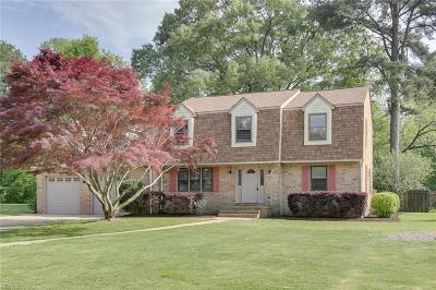 Portsmouth Residential Under Contract: 4909 Sterling Point Cir