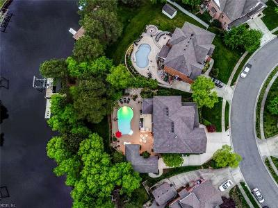Chesapeake Residential Under Contract: 827 Falls Creek Dr