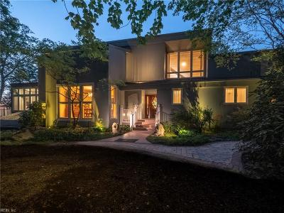 Newport News Residential For Sale: 1324 Moyer Rd