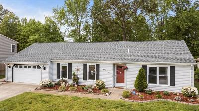 Red Mill Farm Residential For Sale: 1136 Warner Hall Dr