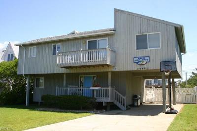 Sandbridge Beach Residential For Sale: 3048 Little Island Rd