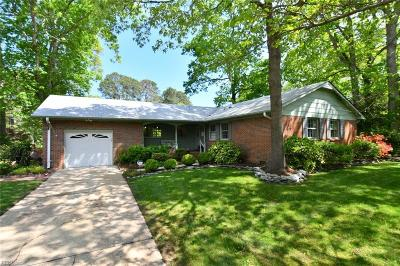 Kings Grant Residential Under Contract: 3712 N Queensgrove Cir