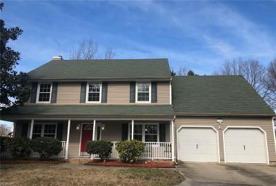 Red Mill Farm Residential Under Contract: 1228 Warner Hall Dr