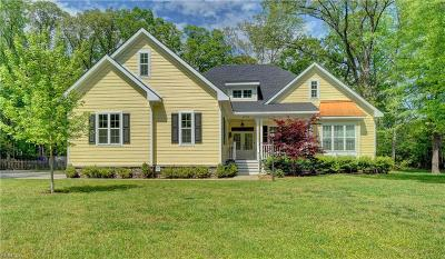 Suffolk Residential Under Contract: 4926 Fennell Ln