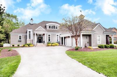 Williamsburg Residential For Sale: 2805 Bennetts Pond Rd