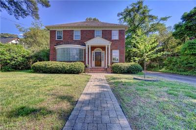 Norfolk Residential For Sale: 1325 Willow Wood Dr