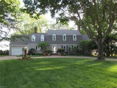 Newport News Residential For Sale: 17 Flax Mill Rd