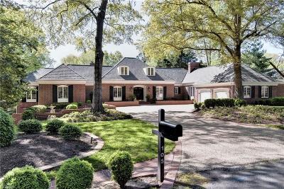 Williamsburg Residential For Sale: 105 Elizabeth Meriwether