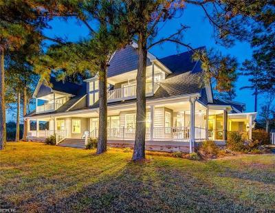 Pungo Residential For Sale: 337 Princess Anne Rd