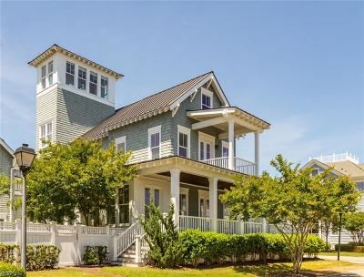 Norfolk Residential For Sale: 4571 East Beach Dr