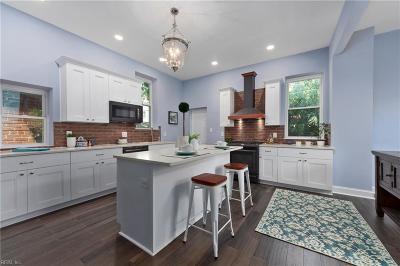 Norfolk Residential For Sale: 732 Graydon Ave