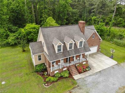 Hampton Residential For Sale: 25 Oyster Shell Lane Ln