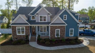 Chesapeake Residential For Sale: Lot 1 Sanderson Rd