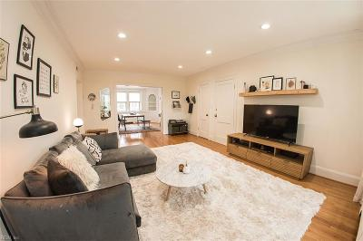 Ghent Residential For Sale: 705 Spotswood Ave #A3