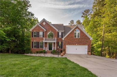 Stonehouse, Stonehouse Glen Residential For Sale: 9444 Ottoway Ct