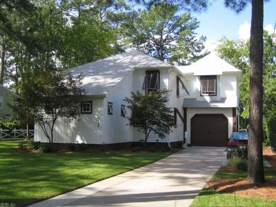 Norfolk Residential Under Contract: 6239 Powhatan Ave